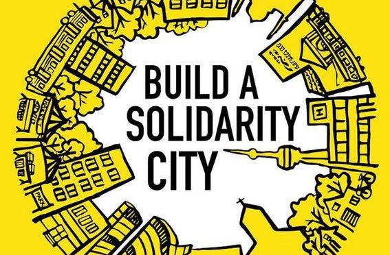 06.09.2018, 19:00 Uhr: Solidarity City in Rhein-Main. Praktische Ansätze im Kampf gegen Abschiebung und soziale Ausgrenzung