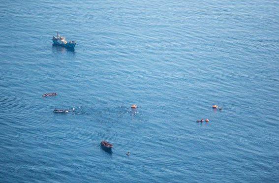 19.09.2018, 19:00: Was ist los auf dem Mittelmeer?